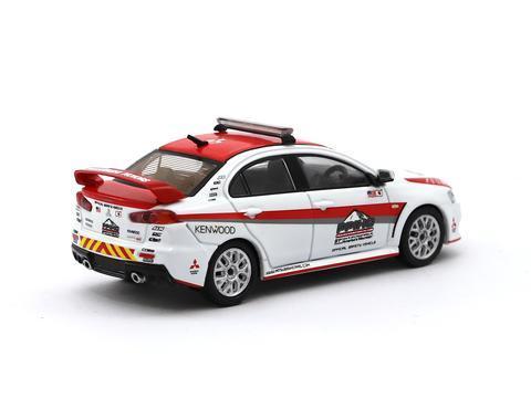 Mitsubishi evo x Pikes Peak Safety Car *** Tarmac Works hobby 1:64 OVP