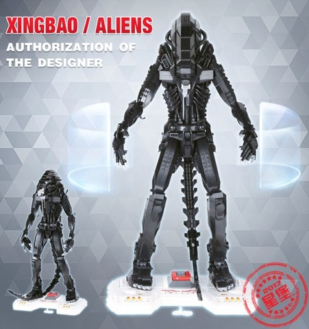 XingBao XB04001 The Aliens Robot -11.jpg
