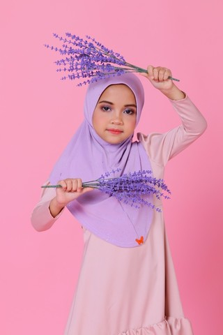 HijabJunior - Glitter - Light Purple - P1.JPG