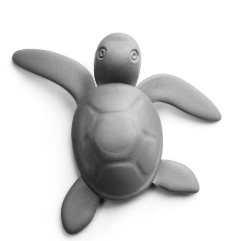 QL10349 Save Turtle Magnet-BAG Die Cut DK GY 01.jpg