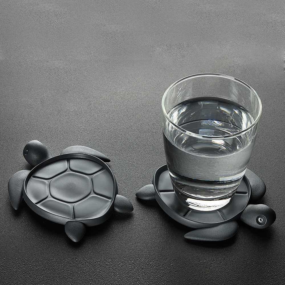 QL10350 Save Turtle coaster-BAG Lifestyles DK GY.jpg