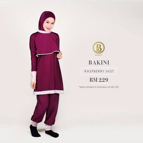 22f91f8226 Baju Renang Bella Ammara – Fateema An Nur - Swimming Attire Boutique