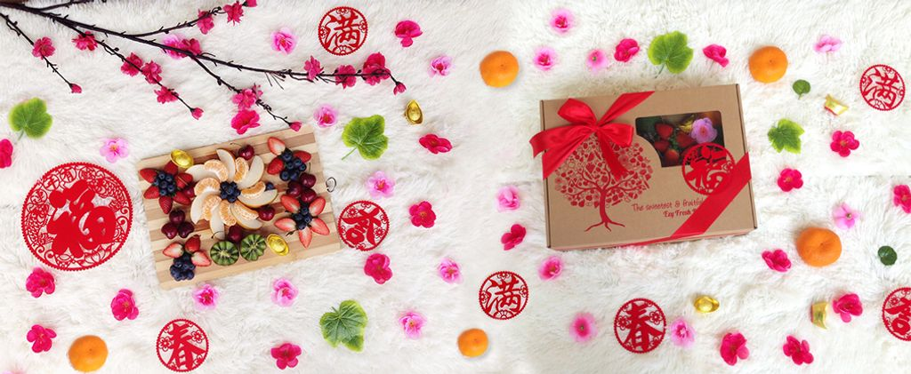 Chinese New Year Corporate Gift Ideas