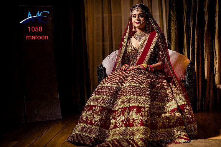 0c9e958a5a Wedding Lahenga Bridal Lengha [Pre order delivery within 7-15days]