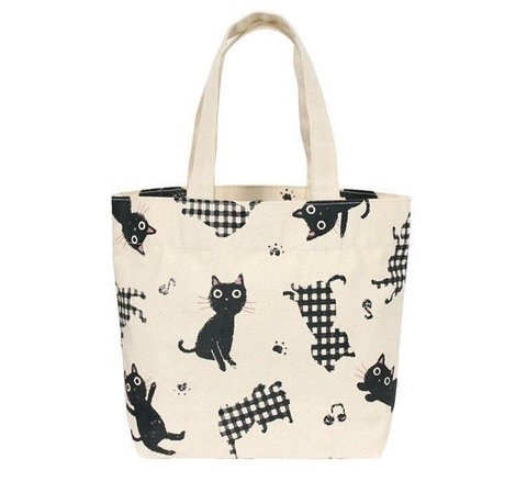 Tamachan Mini Tote Bag Checker.jpg