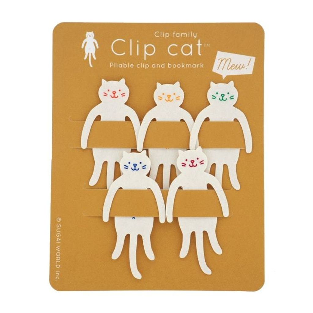 Sugai Clip White Cat.jpg