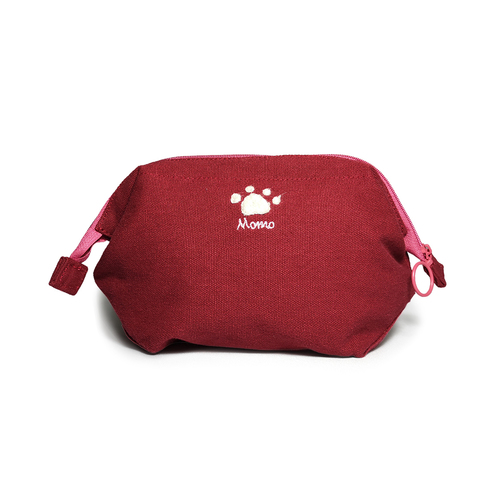 NF Sagara Famineko Pouch_Red_Back.jpg