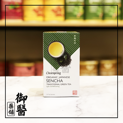 Clearspring Org Japanese Sencha.png