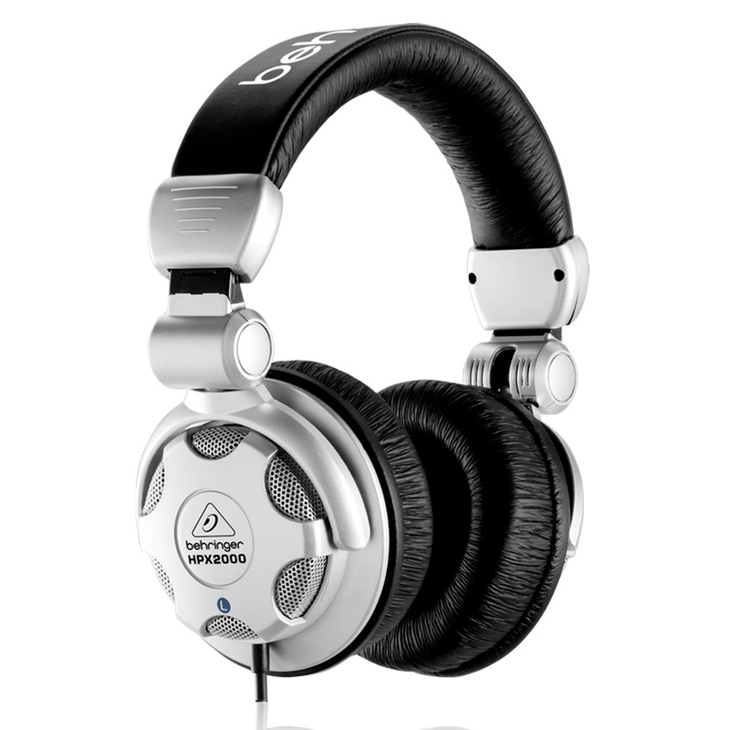 Immerse Music Online Store - Ooi J. - BEHRINGER HPX-2000 DJ Headphone.