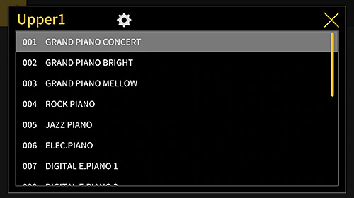 Chordana Play for Piano app provides users a smart and easy-to-use operation