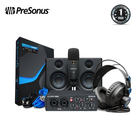 PreSonus Celebrates with AudioBox USB 96 25th Anniversary Edition.jpg