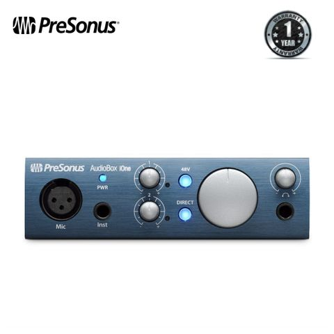 PRESONUS AUDIOBOX IONE USB AUDIO INTERFACE.jpg