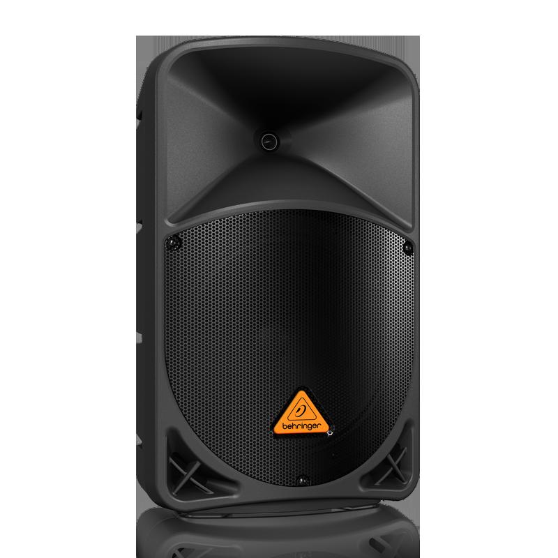 """BEHRINGER EUROLIVE B-112MP3 Active 2-Way 12"""" PA Speaker System"""