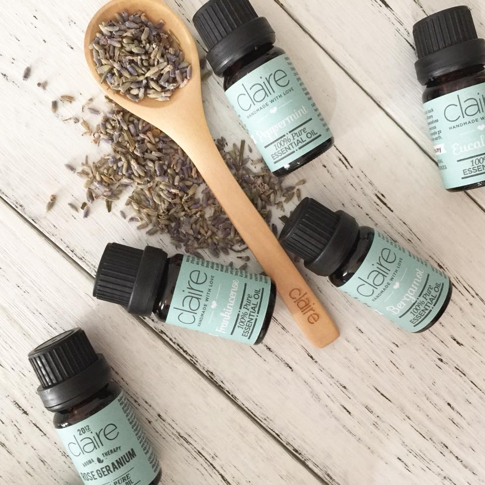 Claire Organics Essential Oil