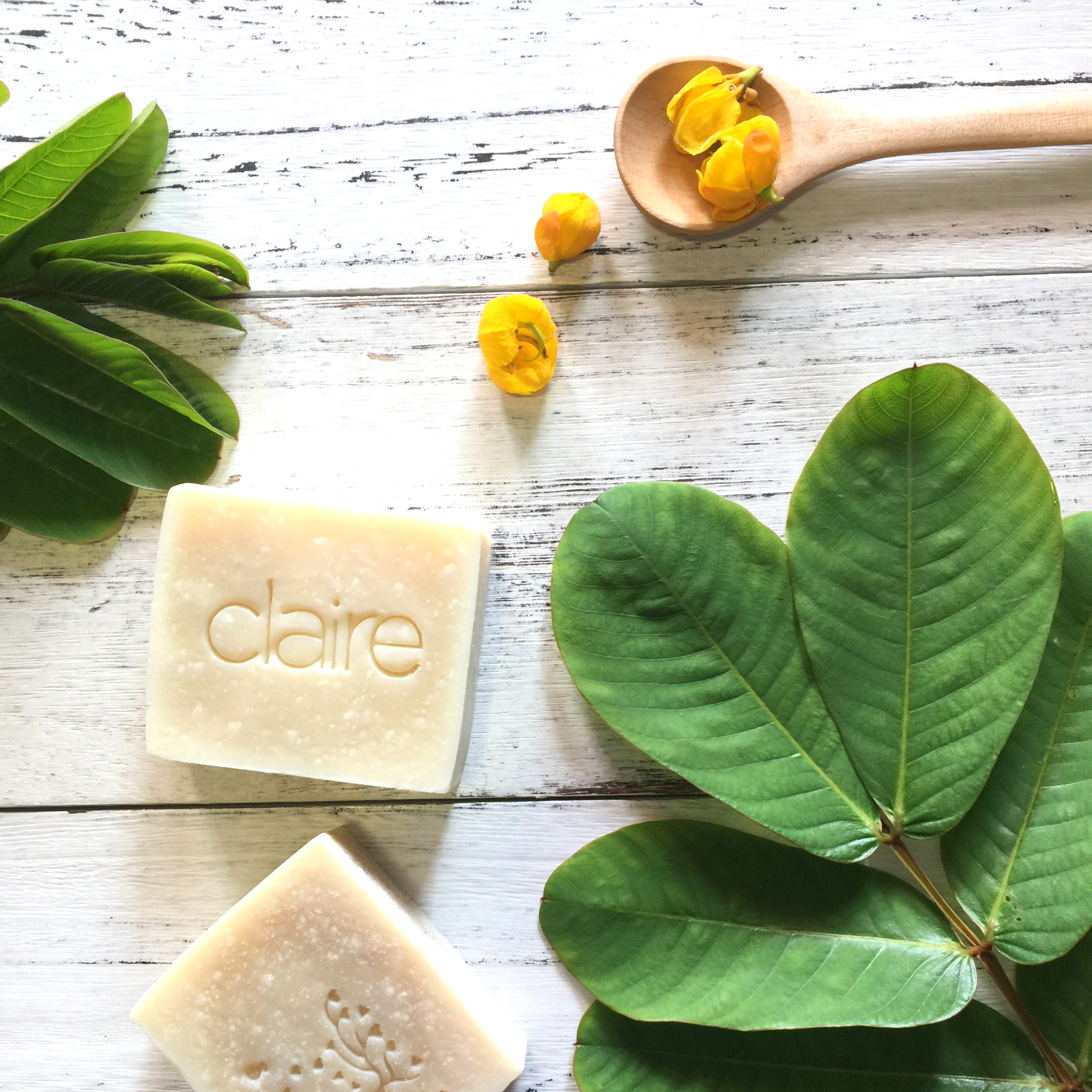 Claire Organics | NATURAL HANDCRAFTED SOAP