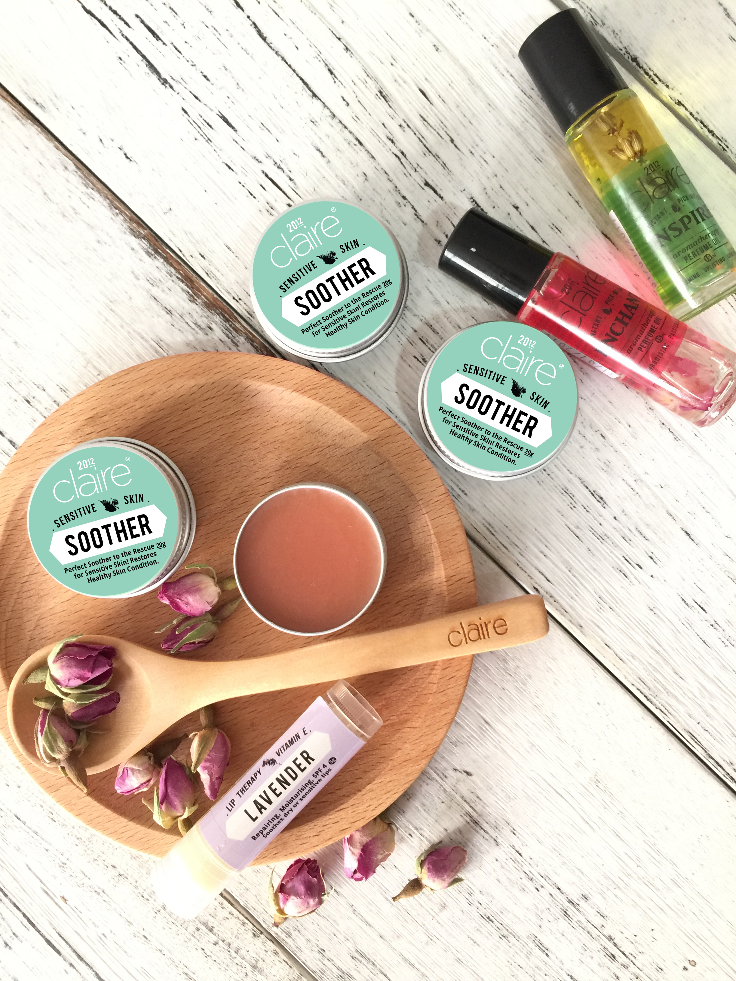 Claire Organics |  - BEST SELLERS