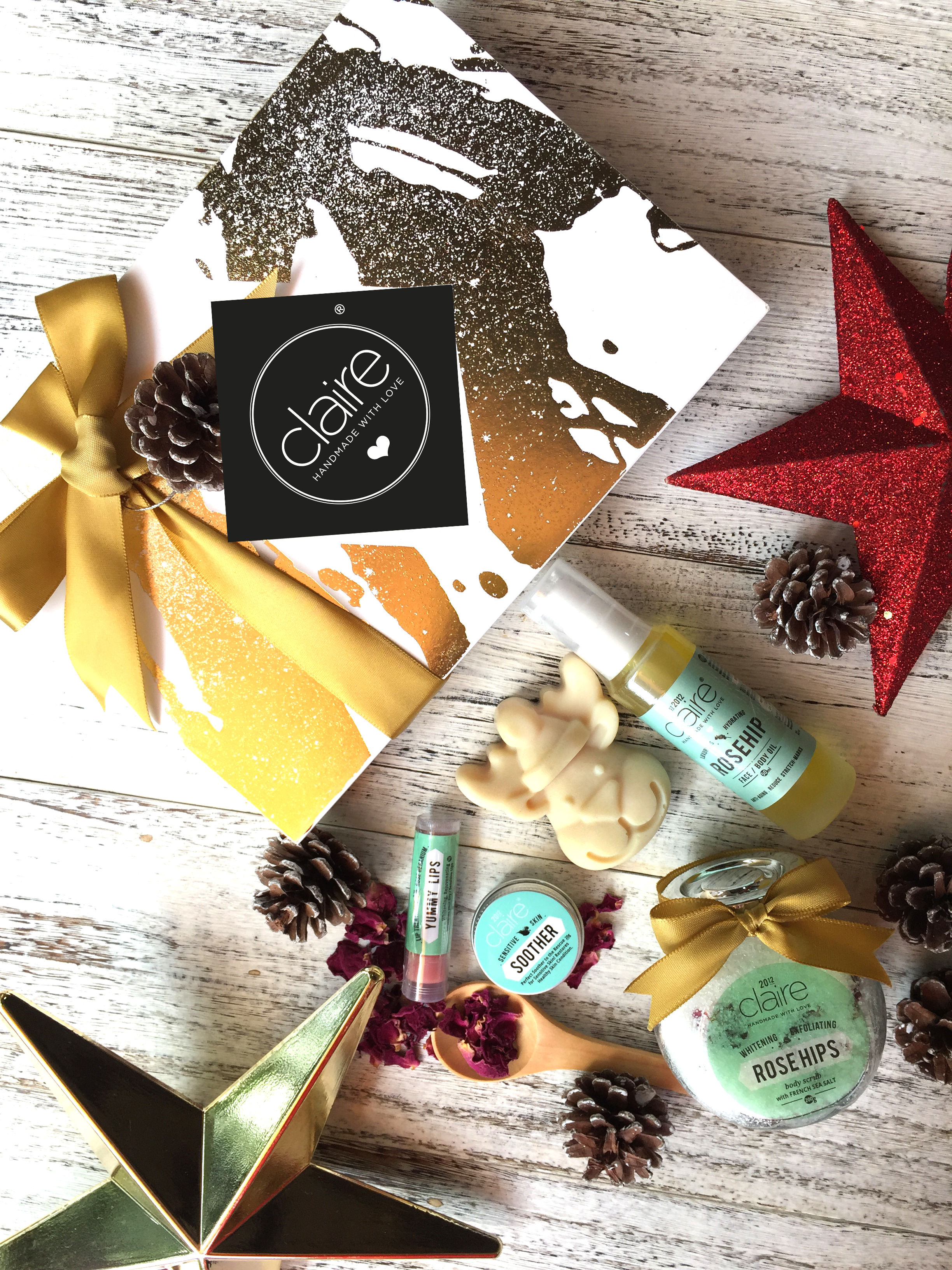 Claire Organics |  - SHOP CHRISTMAS GIFTS!