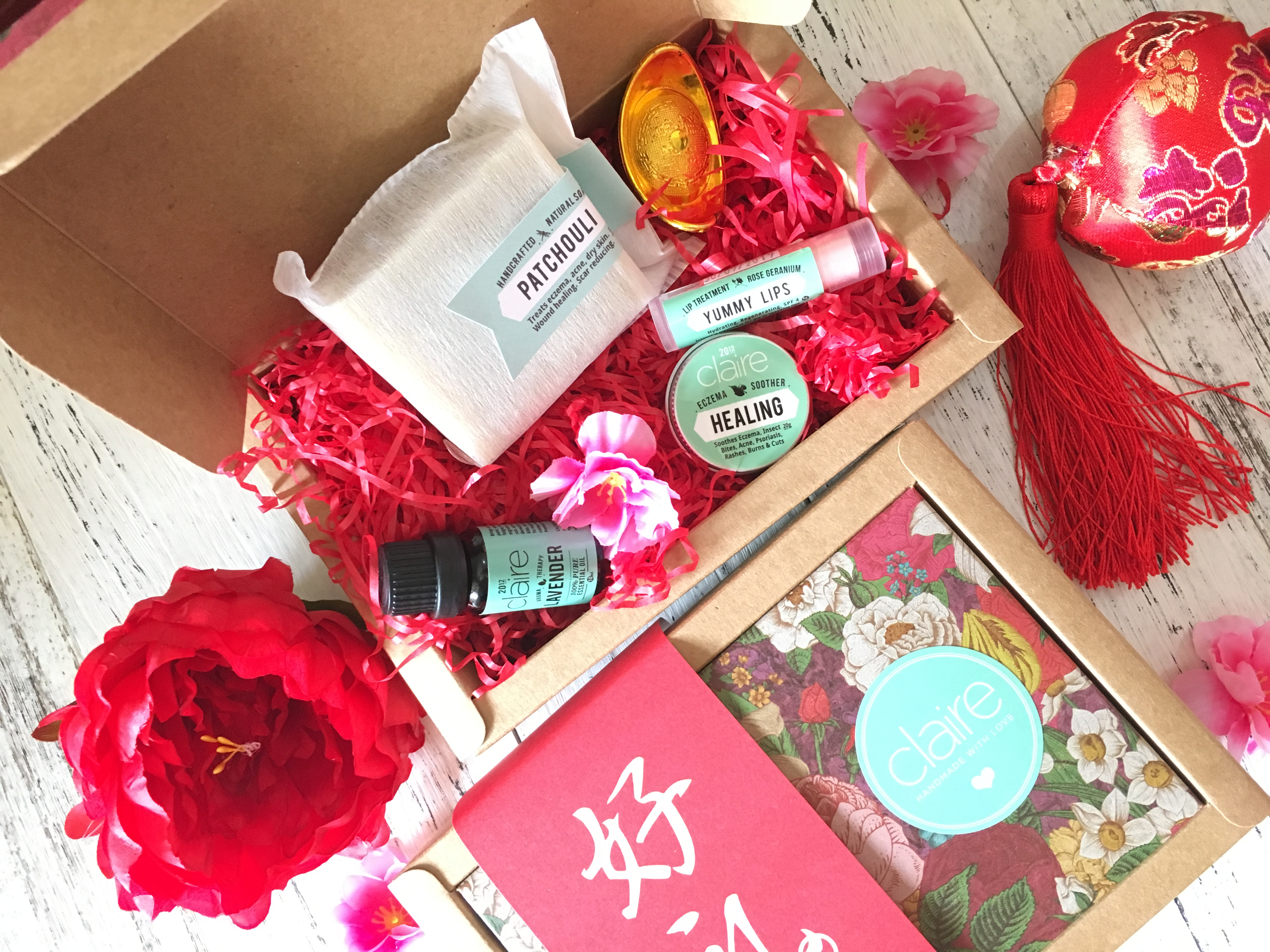 Claire Organics |  - SHOP BEST CNY GIFTS!