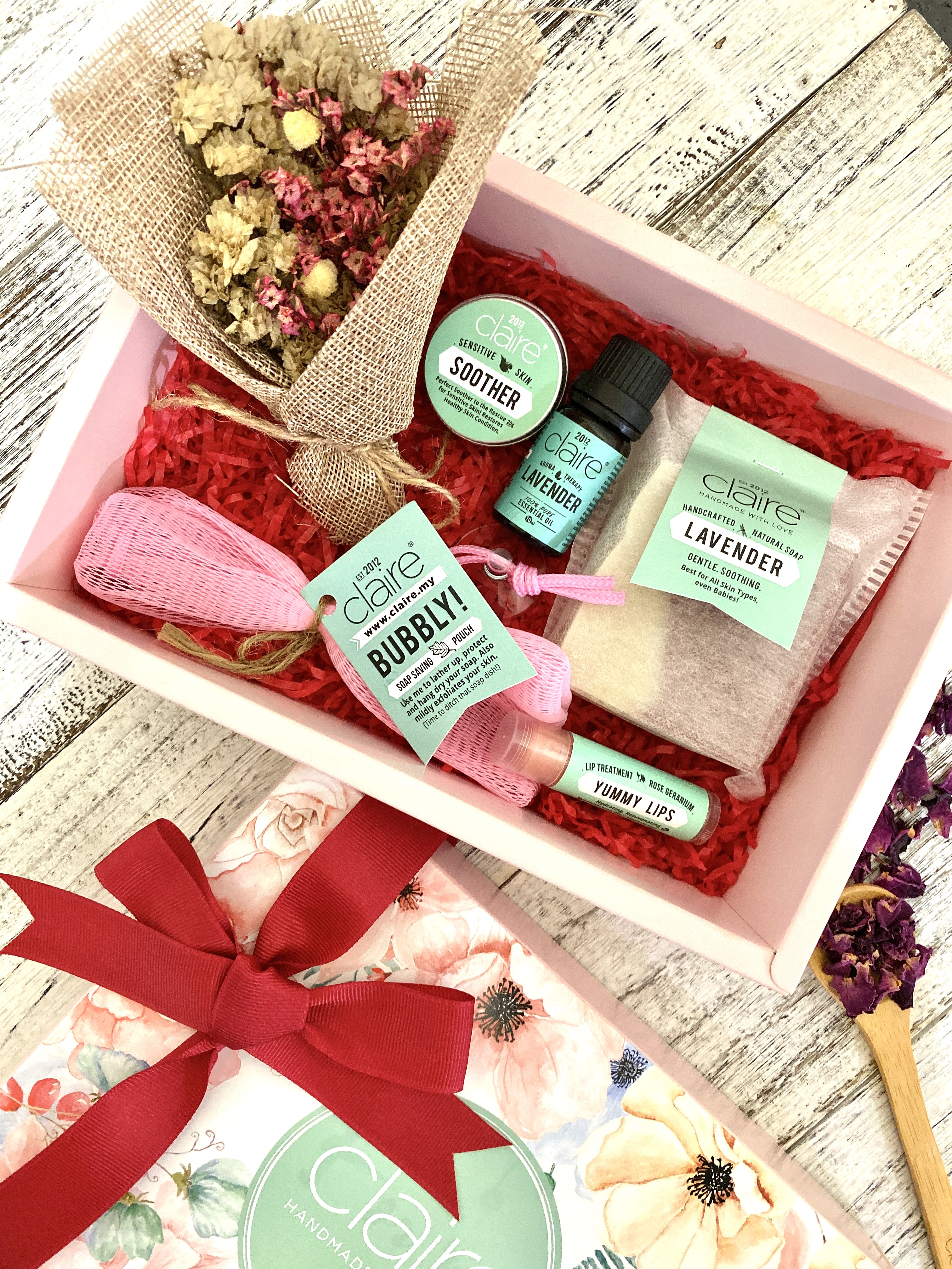 Claire Organics |  - SHOP GIFTS!