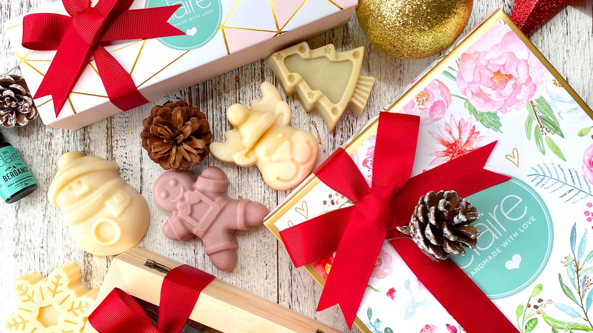 Claire Organics   CHRISTMAS HAS ARRIVED