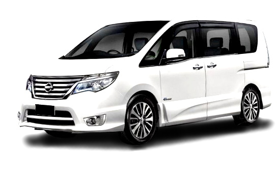 Nissan Serena Hybrid-S Chassis Bars