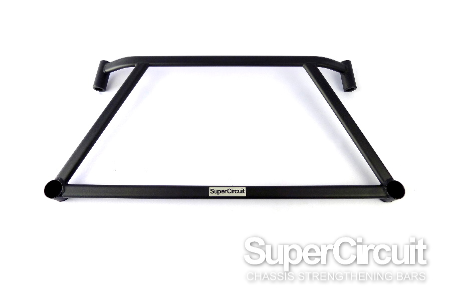 Perodua Axia Front Lower Brace, Perodua Axia Front Lower Bar (4-point), Perodua Axia Chassis Brace, Perodua Chassis Bar