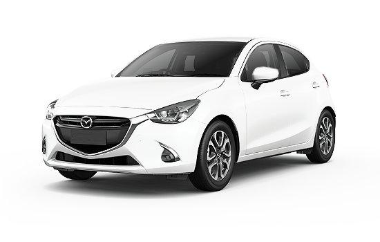 Mazda2 DJ
