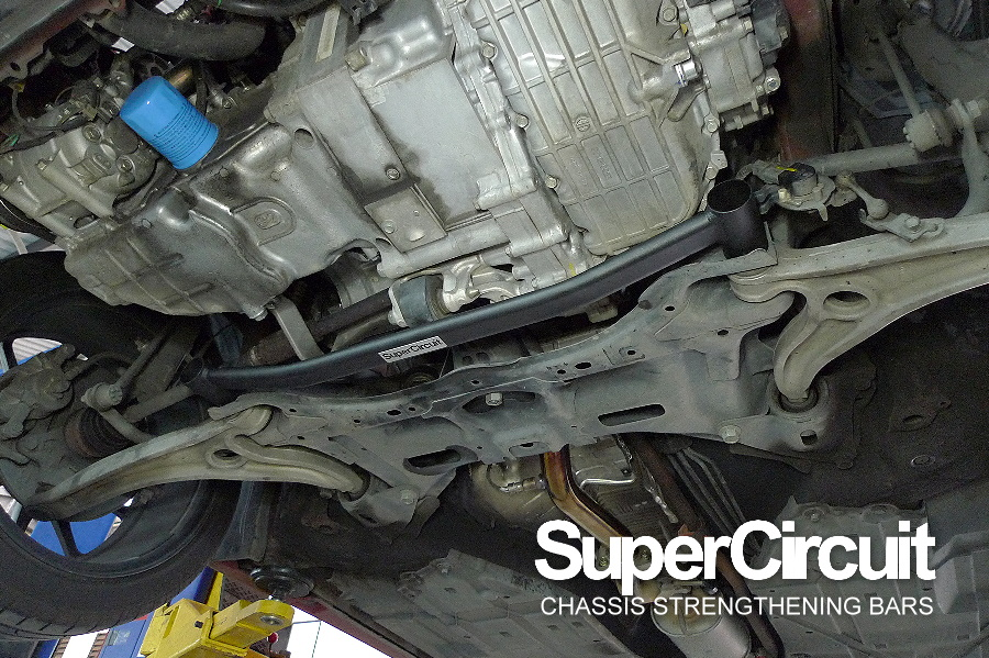 Honda CR-Z HYBRID Front Under Bar/ Front Lower Chassis Bar