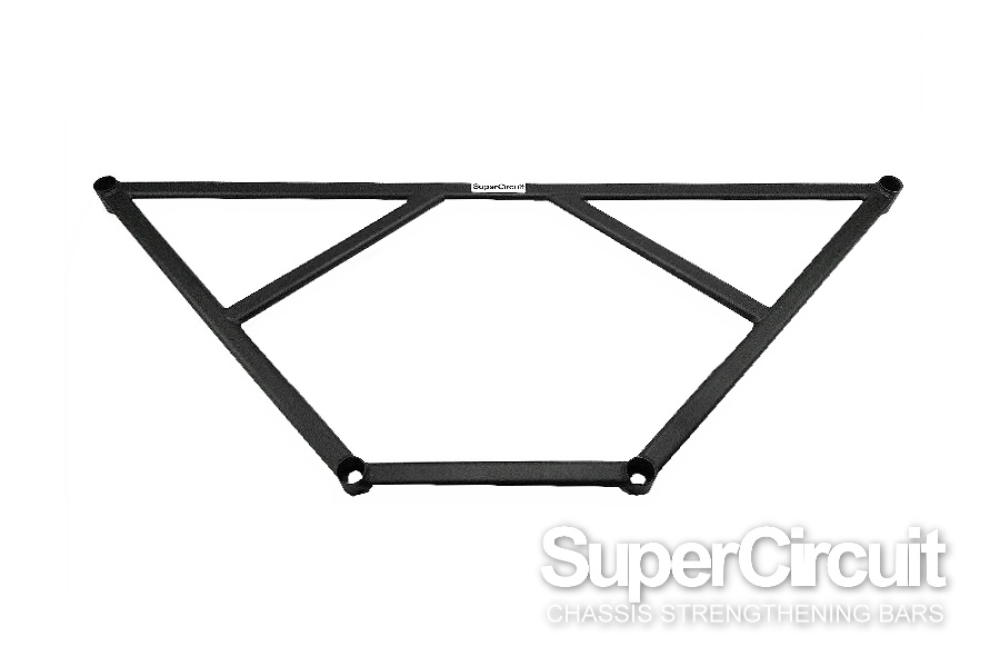 Honda CR-Z ZF1 Rear Lower Brace by SUPERCIRCUIT