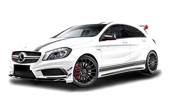 Mercedes Benz A45 AMG (white).jpg