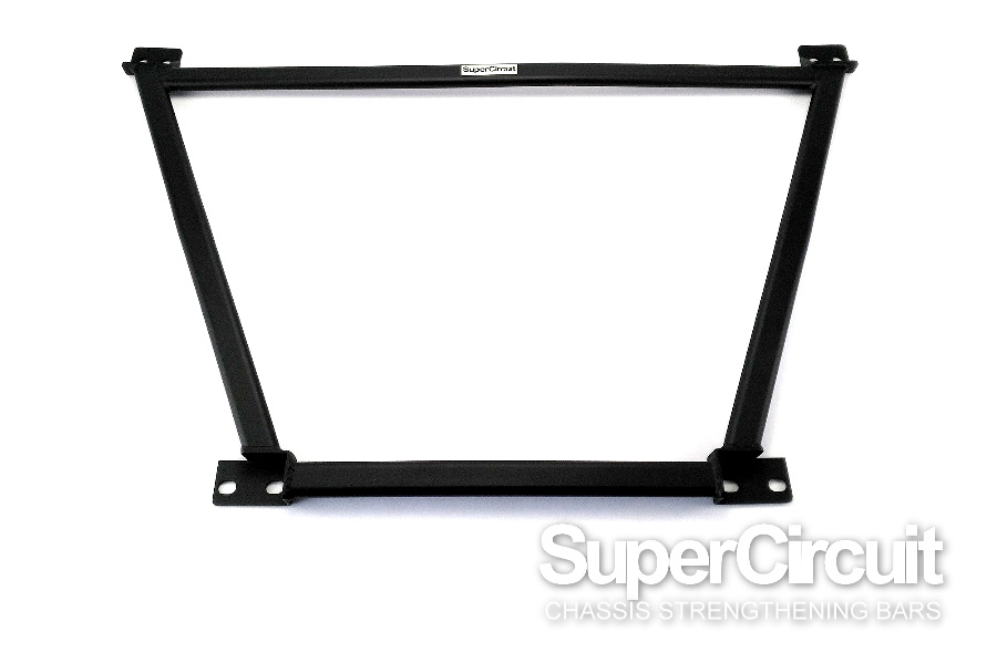 Toyota Alphard 2.4/ Vellfire 2.4 ANH20 Front Lower Brace by SUPERCIRCUIT