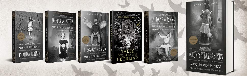 The Conference Of The Birds Miss Peregrine