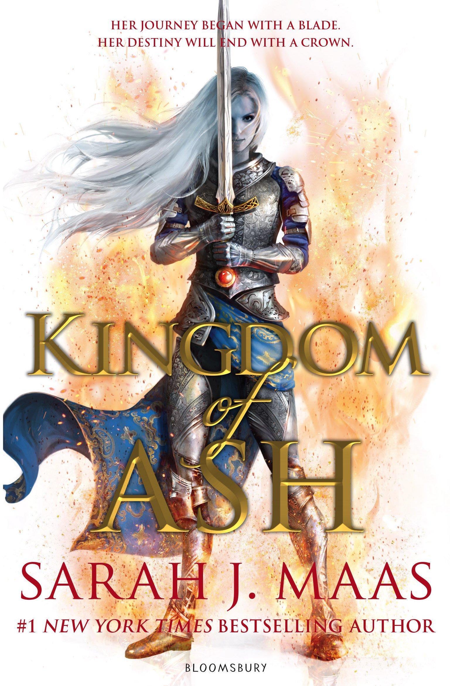 Image result for sarah j maas kingdom of ash