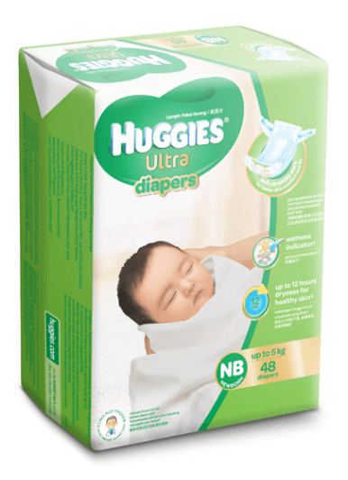 Huggies Ultra Packaging @ TheaTheo.png