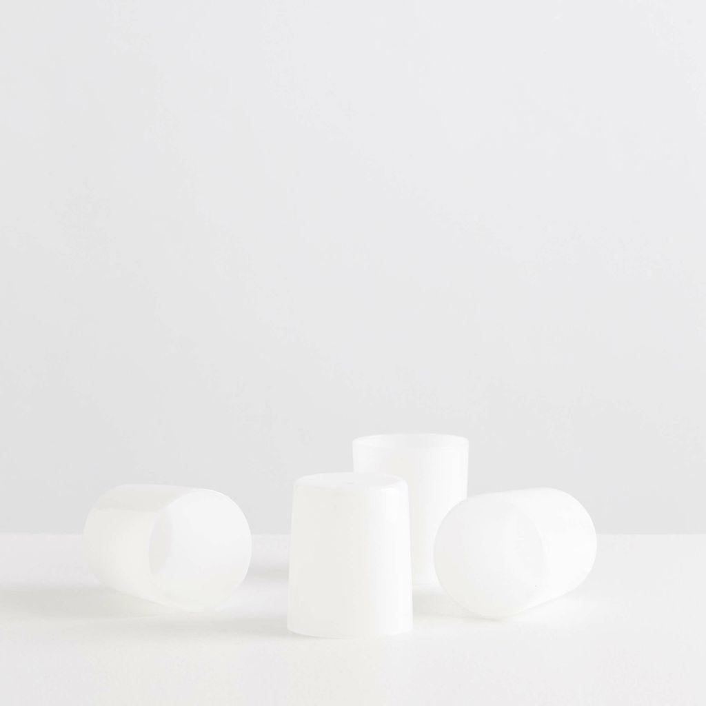 Maison Balzac_J'ai Soif_Gobelets_Opaque White_1.jpg