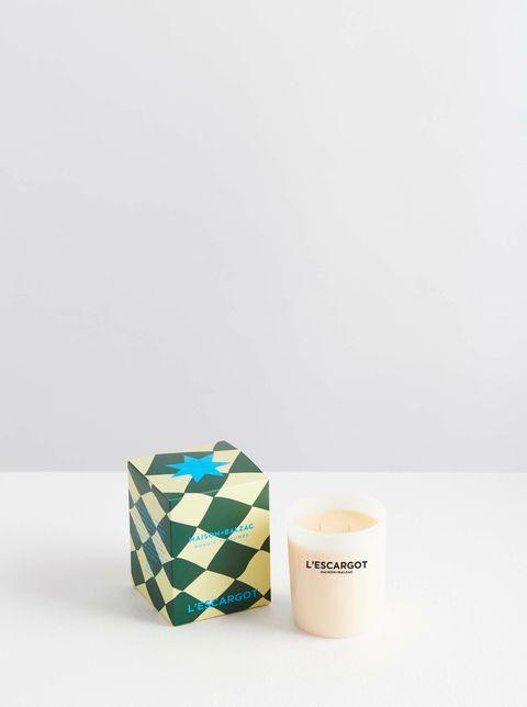 Maison Balzac_Large Candle_L'Escargot_1.jpg