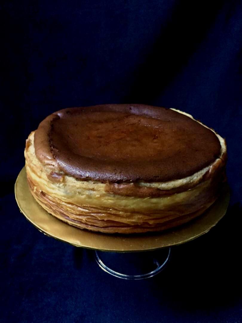 Spanish Burnt Cheesecake: Origin Story