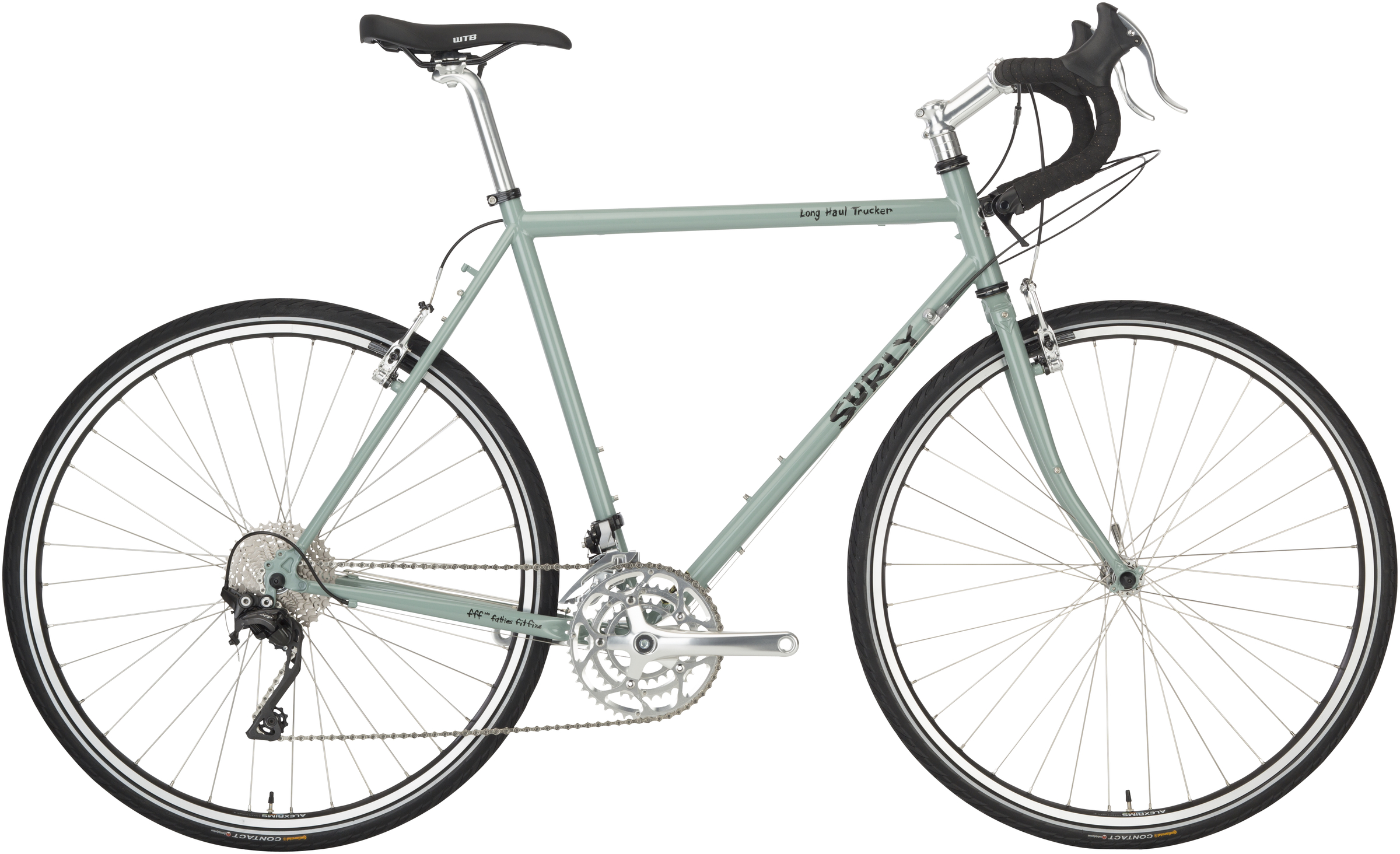 Superior Surly Long Haul Trucker Complete Bike