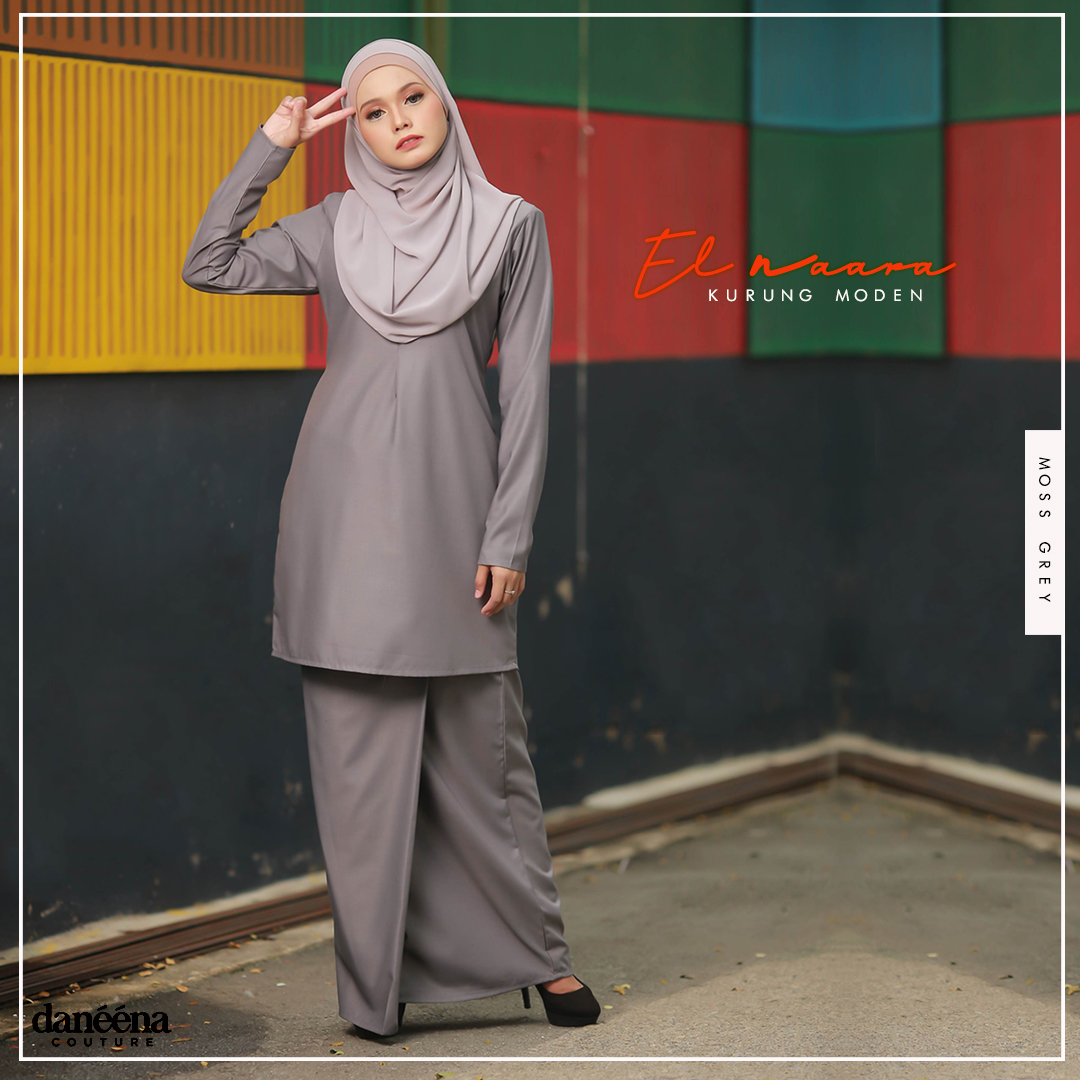 Daneena Couture | Featured Collections - Baju Kurung