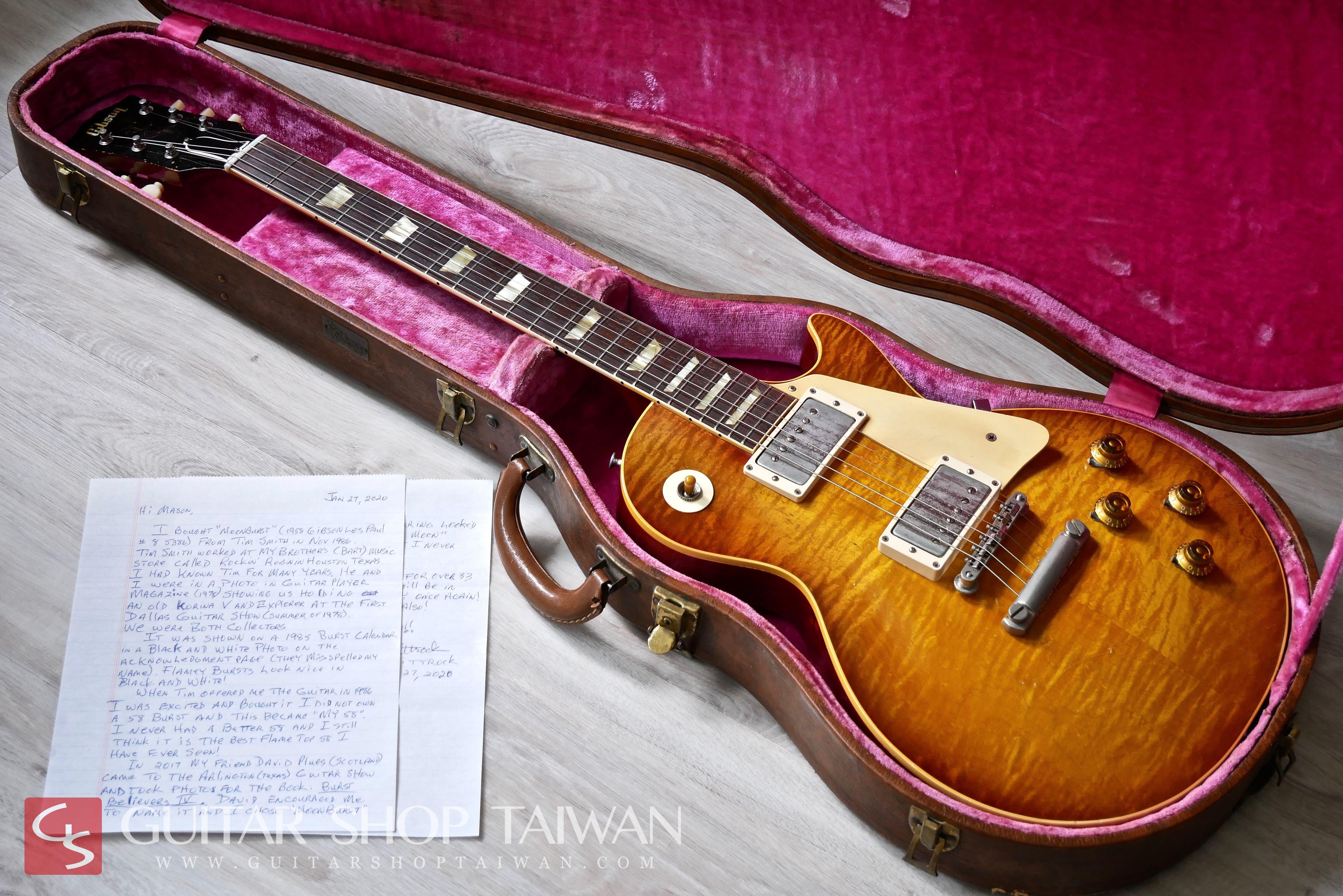 "Original 1959 Gibson Les Paul Standard 9-1228 ""Sandy"""