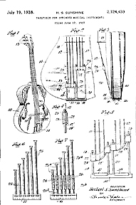 Archtop Patent
