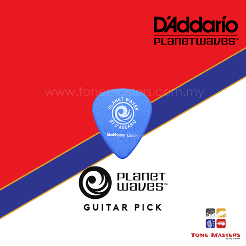 No 8 Planet Waves by D'Addario Guitar Pick.jpg