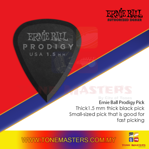 Ernie Ball Prodigy 1.5mm Pick Black.png