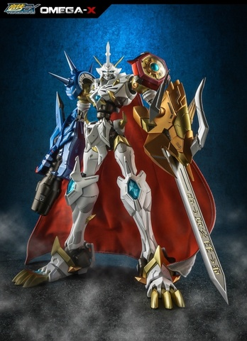 Tong Meng - Omegamon X (Alloy Articulated Figure)5.jpg