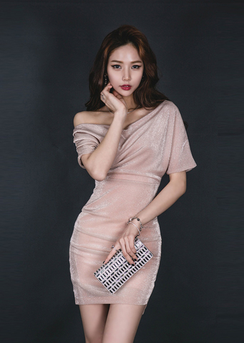 OFF SHOULDER PINK SLIM DRESS.jpg