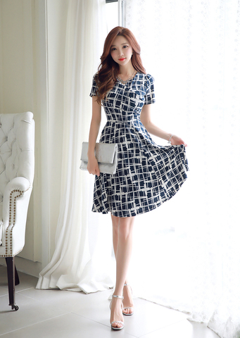 RETRO V-NECK DRESS.jpg