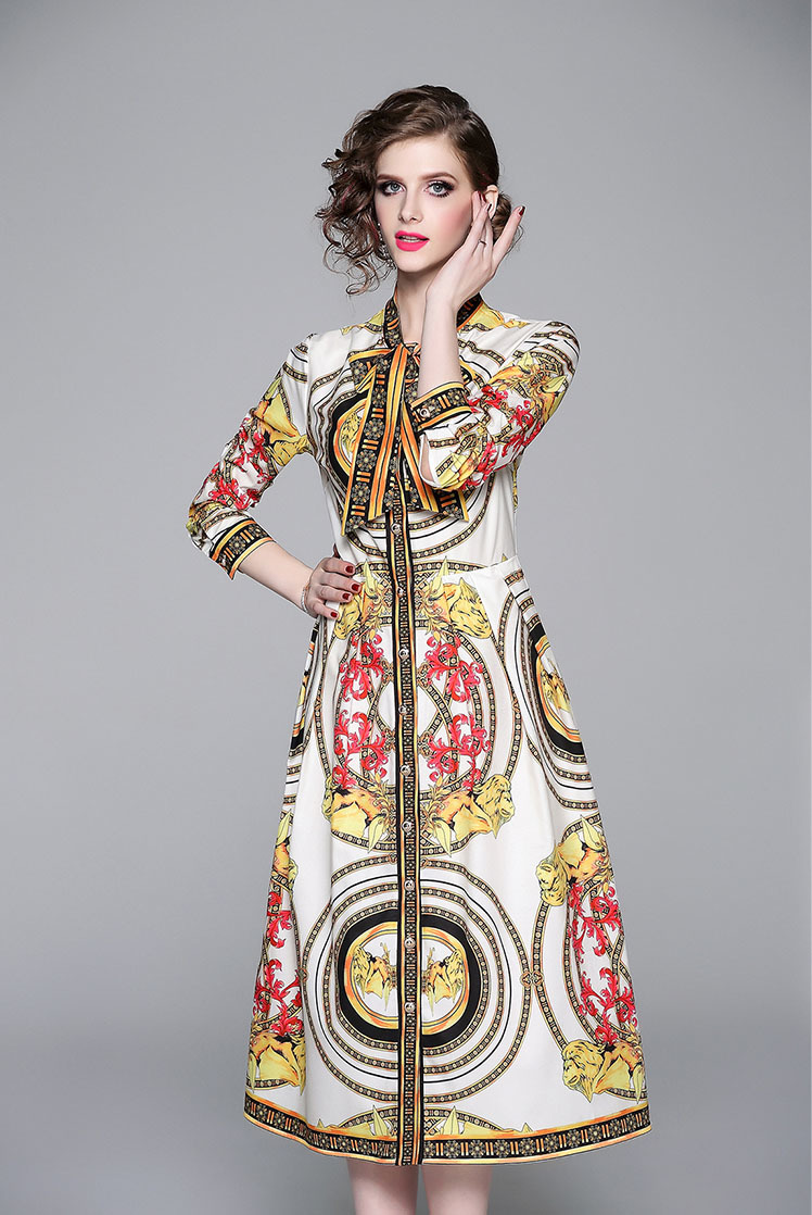 Retro Bow Midi Dress.jpg
