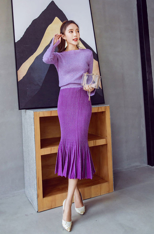 Two-piece Fishtail Top + Slim Skirt.jpg