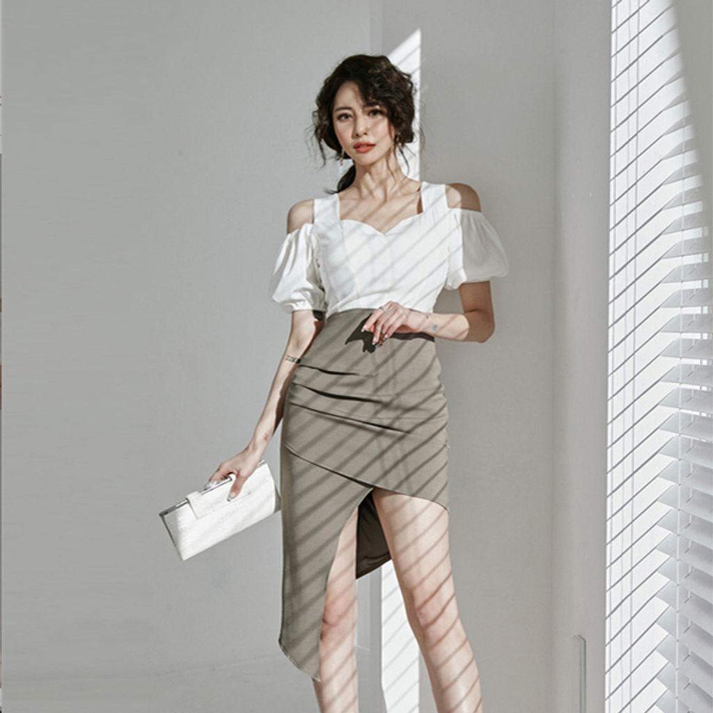 Asymmetrical Straps Dress.jpg