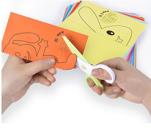 Ready Stock192pcsbox Kid Creative Activity Art Paper Cutting Arts